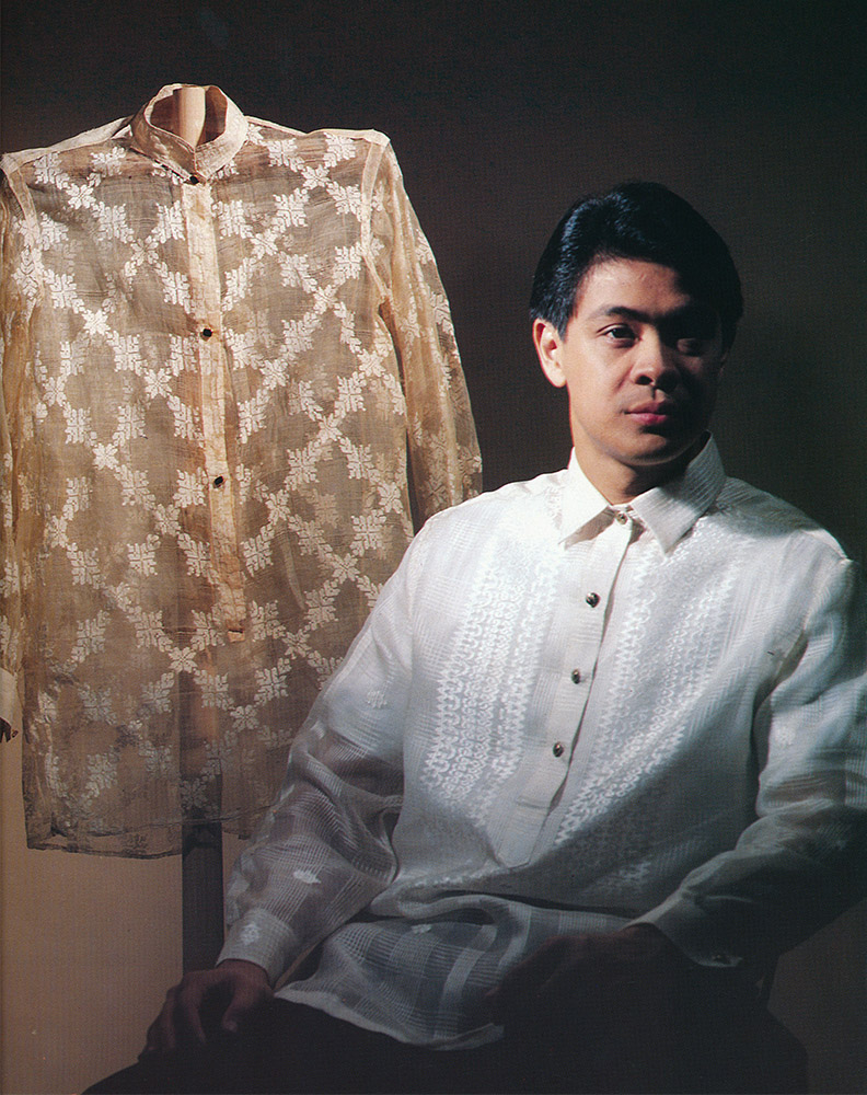 6316fefb741 Evolution of Philippine Costume Archives - Philippine Folklife ...