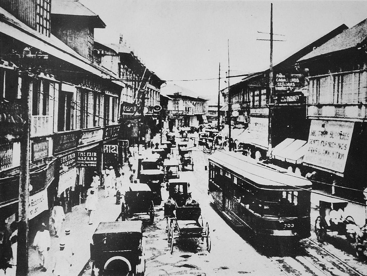 Exhibit-Gallery-Old-Manila-Avenida-Rizal-Tranvia