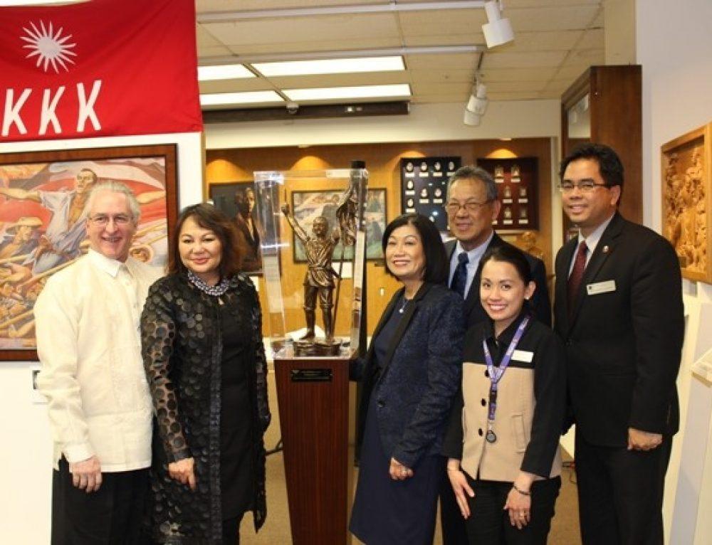 SF PCG and Philippine Folklife Museum Launch Bonifacio Exhibit