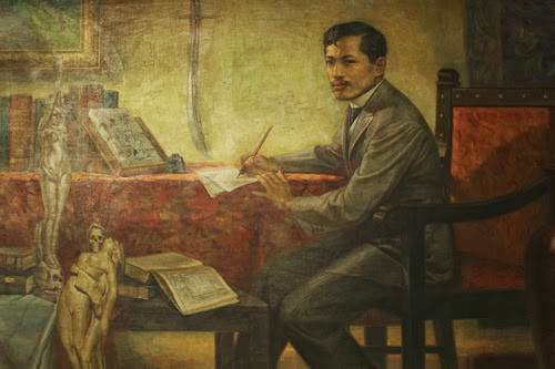 Rizal Art Writing A hot summer day essay for class 7
